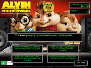 The_chipmunks_music_quiz