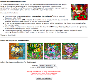 Holiday_dream_neopet