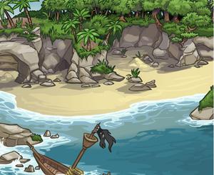 A_deserted_shore